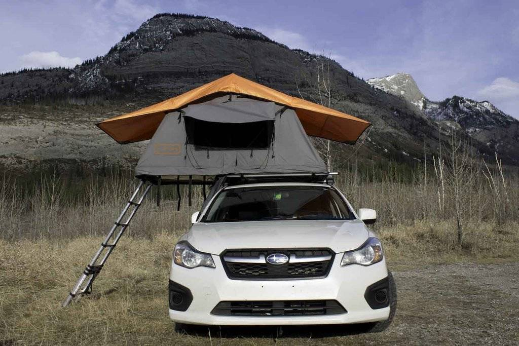 Roof Top Tents in Squamish