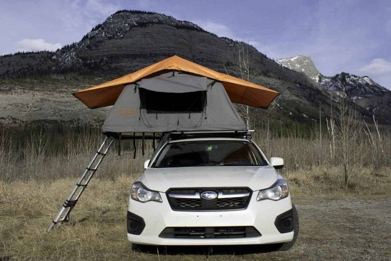Roof Top Tents in Whistler